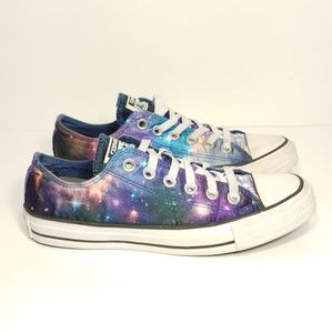 Converse All Star Satin Galaxy Universe Size 7